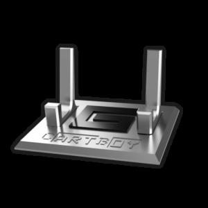 Cartboy Display Stand