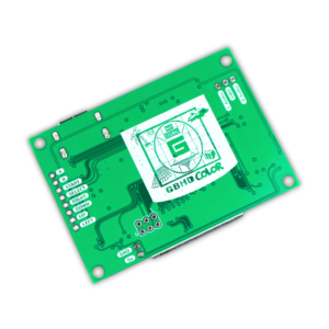 GBHD Color PCB: Gameboy Color HDMI/Controller Replacement